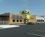 Revit Buffalo Wild Wings
