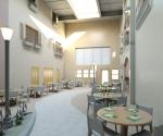 Revit sherwood lodge atrium