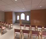 Revit sherwood lodge chapel